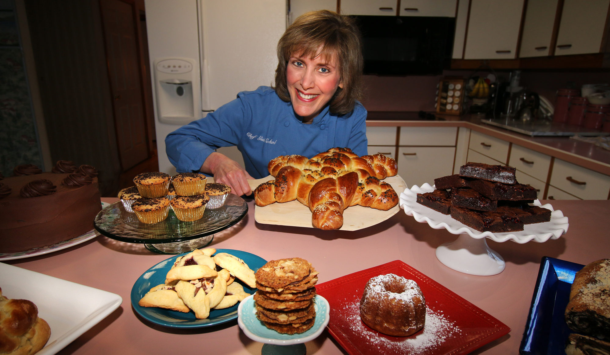 Baking with Success with Chef Gail Sokol